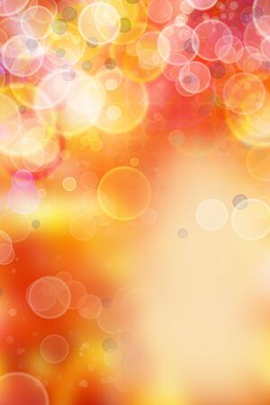Bright abstract colorful lights background photo