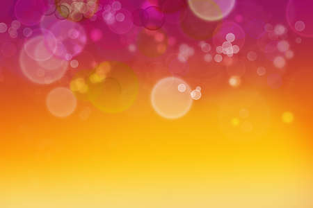 fractal pink: Circles on bright abstract colorful background