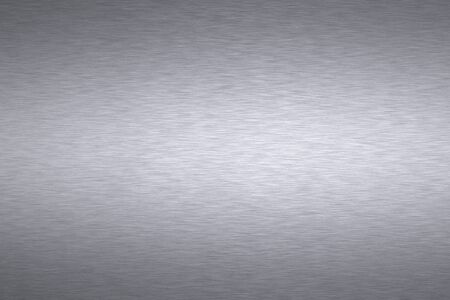 Brushed steel background. Blank canvas for copy Stock Photo - 7658019