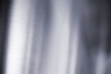 Shiny steel background. Blank canvas for copy Stock Photo - 7658013
