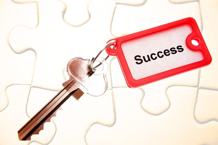 Key to success photo