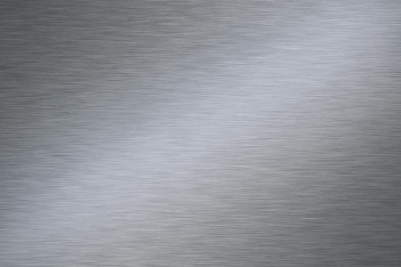 brushed steel: Shiny stainless steel horizontal background