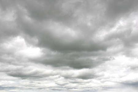 uğursuz: Dark ominous clouds. Dramatic sky. Stok Fotoğraf