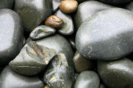 Closeup of stones Stock Photo - 8508565
