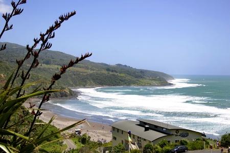 Raglan, New Zealand. photo