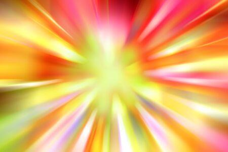 streaks: Bright blast of light streaks Stock Photo