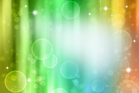 Blurry abstract colorful background. Copy space photo