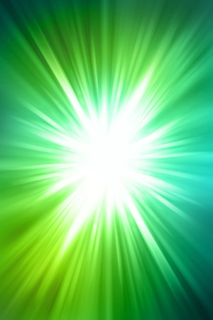 Bright abstract blue and green tone background. Stock Photo - 8752913