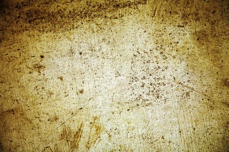 Brown tone grungy abstract background photo