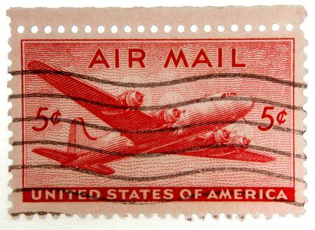 Postage stamp Stock Photo - 9441903