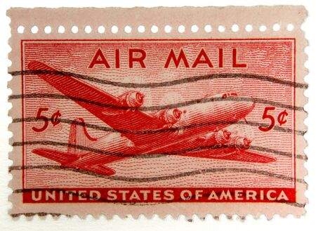 Postage stamp Stock Photo - 9441903
