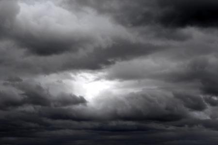 Stormy sky Stock Photo - 9508116