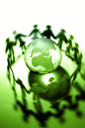 cooperativa: Personas Paperchain mundo