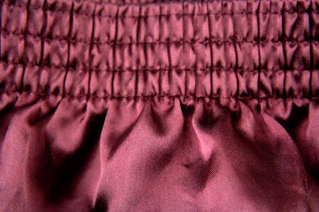 Closeup of silk photo