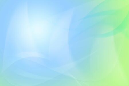 Green and blue blurred background Stock Photo - 9788539