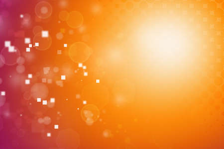 Abstract orange background. Copy space photo