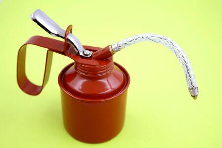 oilcan: Oilcan Stock Photo