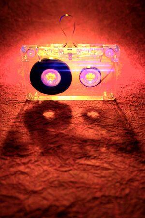 unwind: Music cassette tape