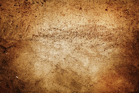 Closeup of rough brown background Stock Photo - 10566973