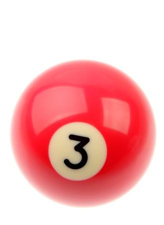 bola de billar: Bola de billar aisladas sobre fondo liso