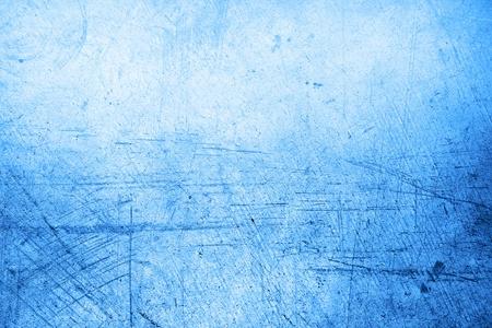 stucco background: Closeup of rough blue background  Stock Photo