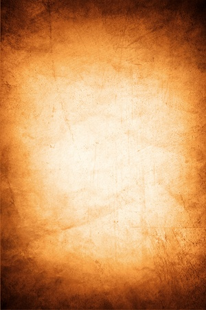 grunge textures: Closeup of rough brown background