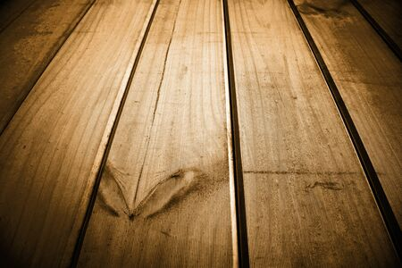 Closeup abstract of floor boards Stock Photo - 10796962