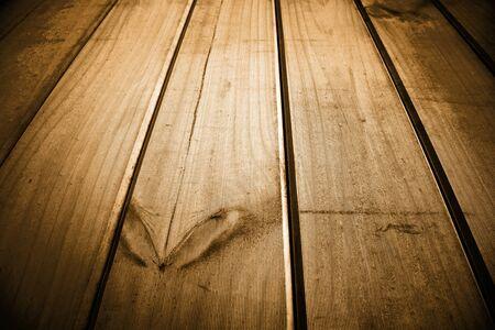 floorboards: Primer resumen de tablas del piso Foto de archivo