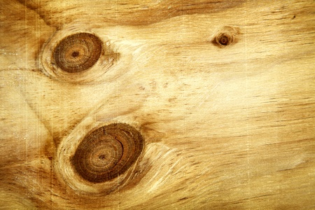 Closeup of grain in wood photo