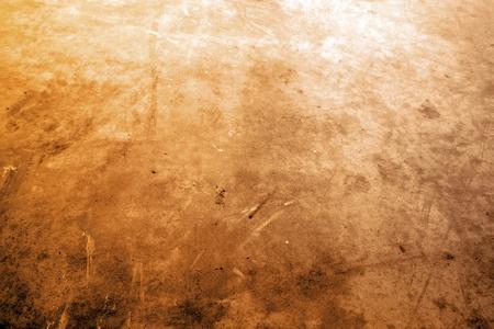 Closeup of brown grungy floor Stock Photo - 11188559