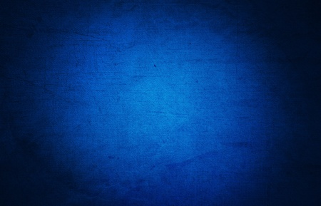 テクスチャの青い背景のクローズ アップ