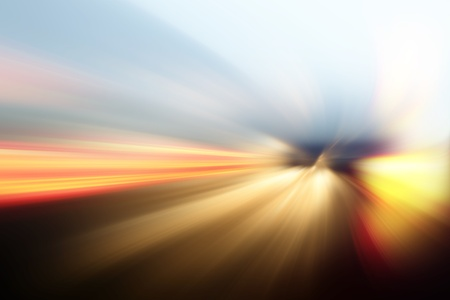 streaks: Bright burst of colour abstract background