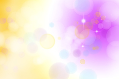 Bright abstract colorful blurred background photo