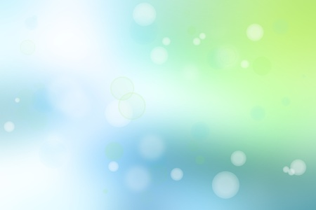 Abstract green and blue background Stock Photo - 11531728