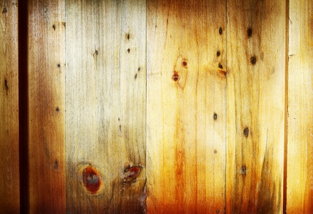 Closeup of brown wooden surface  photo