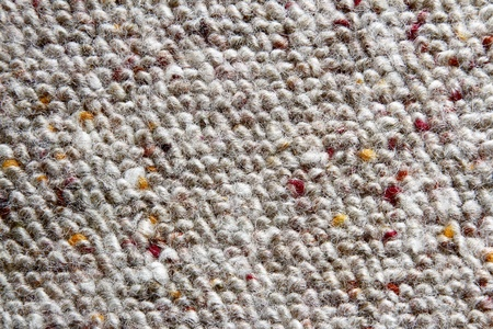 Closeup of detail in carpet photo