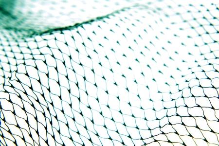 redes de pesca: Primer plano de la compensación Foto de archivo