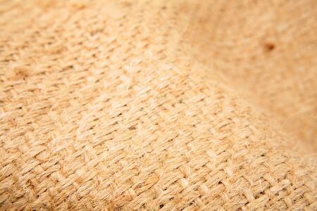 Burlap background photo