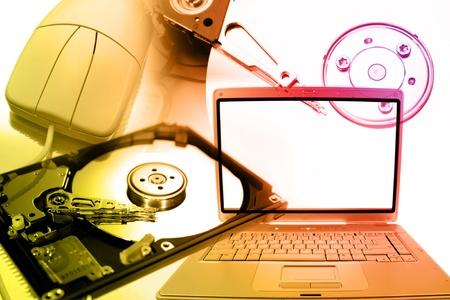 solucion de problemas: Ordenador port�til, rat�n y discos duros