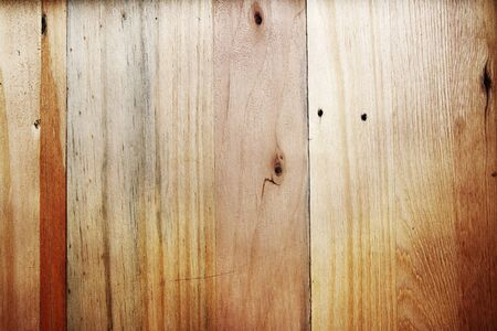 Closeup of grain in wooden panel photo