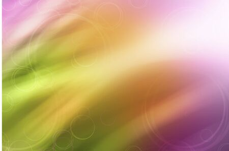 Abstract green and purple tone background Stock Photo - 12876112