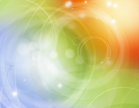 Abstract green tone background Stock Photo - 12876311