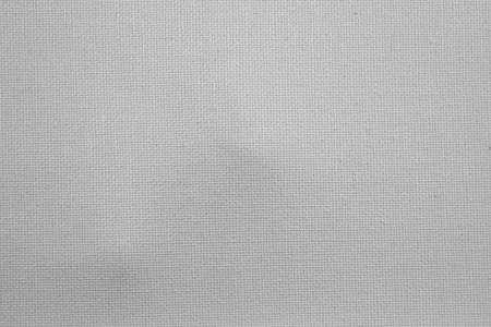 fabric textures: Closeup of canvas texture Stock Photo
