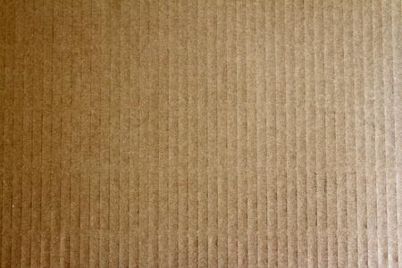 Gros plan de la texture de carton