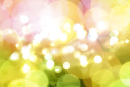 shimmer: Abstract purple, yellow and green tone background