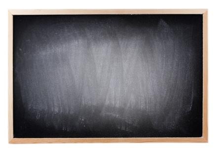 lavagna: Blackboard su sfondo chiaro Archivio Fotografico