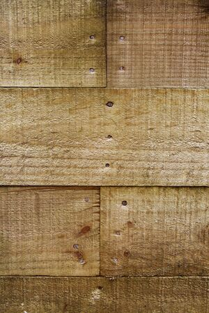 Closeup of planks of wood photo