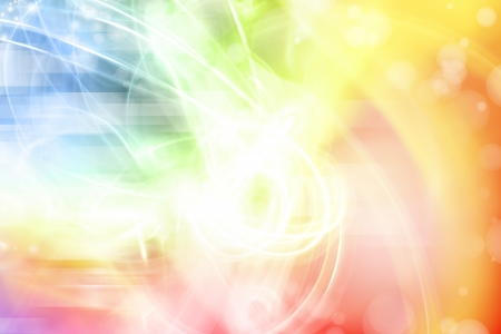 blurry lights: Colorful abstract background  Copy space Stock Photo