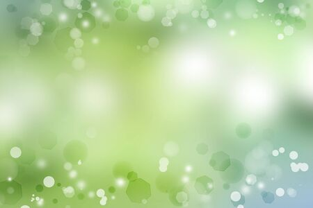 Abstract green and blue background Stock Photo - 15214979