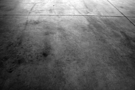 Grey grunge textured floor Stock Photo